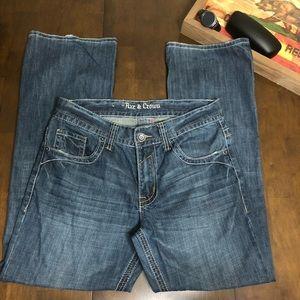 ‼️Men's Axe & Crown bootcut jeans size 32x32